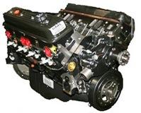 5.7 liter V8 - 350 HK - longblock. MerCruiser, OMC & Volvo Penta
